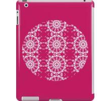 Snow White Snow Pink iPad Case/Skin