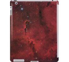 Elephant Trunk nebula in constellation Cepheus iPad Case/Skin