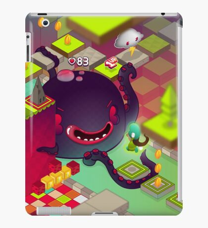 Boss Stage iPad Case/Skin