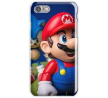 ...But Mario... iPhone Case/Skin
