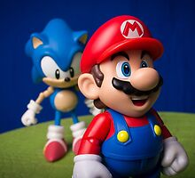 ...But Mario... by Rossy Garcia