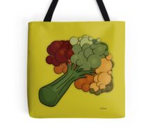 Broccoli A Little Different Tote Bag