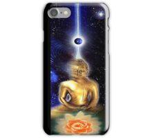 buddha peace iPhone Case/Skin