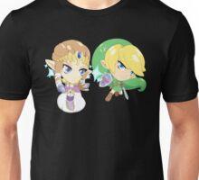 Super Smash Bros. Zelda and Link Unisex T-Shirt
