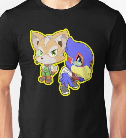 Super Smash Bros. Fox and Falco! Unisex T-Shirt