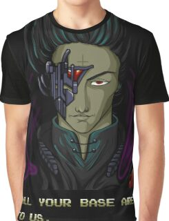 All your base are belong to us Graphic T-Shirt