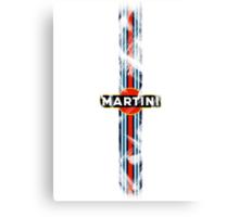 Martini Racing Track Day Canvas Print
