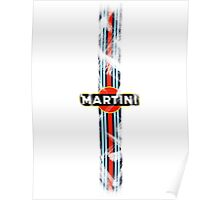 Martini Racing Track Day Poster