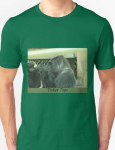 Ticker Tape T-Shirt