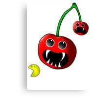 Cherry Revenge Canvas Print