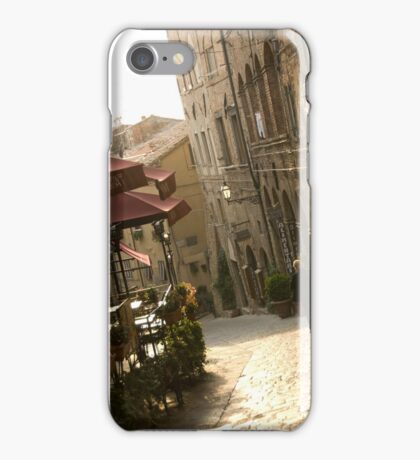 Volterra @ Dusk iPhone Case/Skin