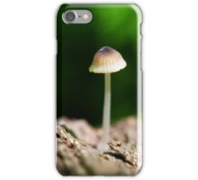 lonely shroom iPhone Case/Skin