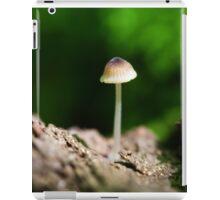 lonely shroom iPad Case/Skin