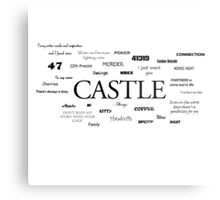Castle world Metal Print