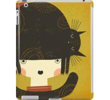 NAPPY HAT iPad Case/Skin