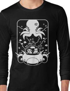 Christobelle Purrlumbus: Daring Deep Sea Dive Long Sleeve T-Shirt