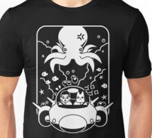 Christobelle Purrlumbus: Daring Deep Sea Dive Unisex T-Shirt