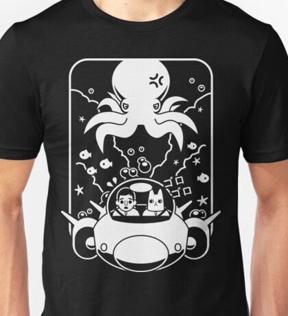 Christobelle Purrlumbus: Daring Deep Sea Dive Unisex T-Shirt