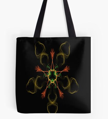 Silken 7 Tote Bag