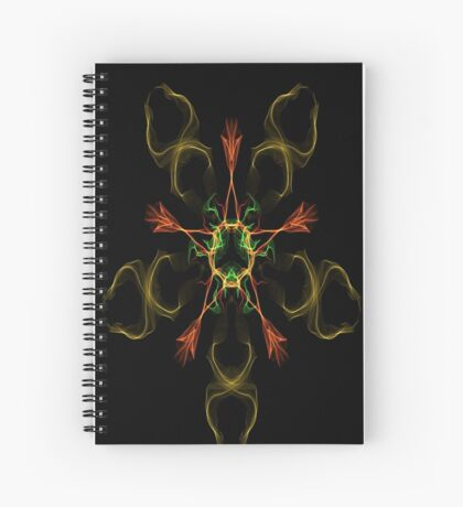 Silken 7 Spiral Notebook