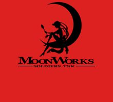 Moon Works Soldiers (Black) T-Shirt