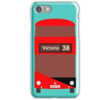 London Doubledeckers iPhone Case/Skin