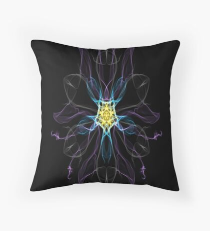 Silken 10 Throw Pillow
