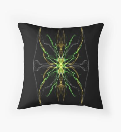 Silken 6 Throw Pillow