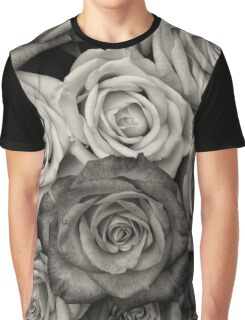 Shaded roses  Graphic T-Shirt
