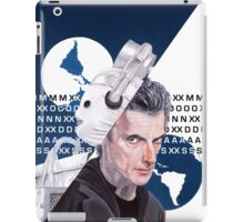 Doctor Who - 'The Twelfth Planet' iPad Case/Skin