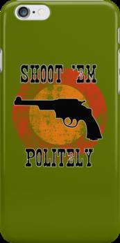 Shoot 'em by indigo-eye