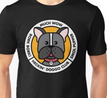 Heckin' Doggo Club, Wow Unisex T-Shirt