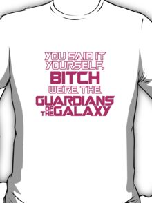 YOU SAID IT YOURSELF, BITCH T-Shirt
