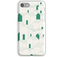 Hill Houses iPhone Case/Skin