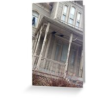 Bates House Greeting Card