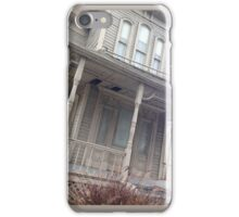 Bates House iPhone Case/Skin