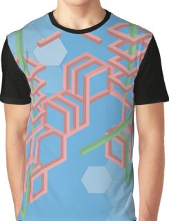 Hex grid  Graphic T-Shirt