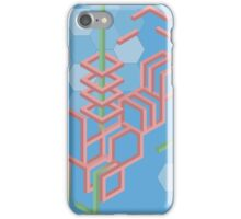 Hex grid  iPhone Case/Skin