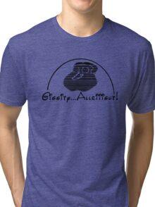 Walt Giggity Tri-blend T-Shirt