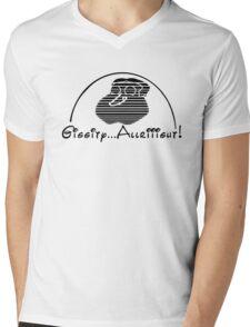 Walt Giggity Mens V-Neck T-Shirt