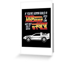 Do it with some Style! Greeting Card