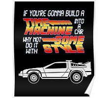 Do it with some Style! Poster