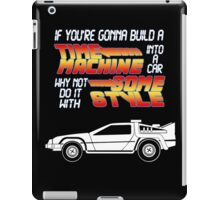 Do it with some Style! iPad Case/Skin