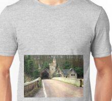 Mauldslie Bridge and Gatehouse Unisex T-Shirt