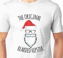 Santa Claus - The Original Bearded Hipster Unisex T-Shirt
