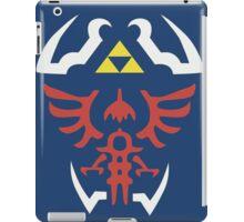 Zelda Triforce/Hylian Shield Design iPad Case/Skin