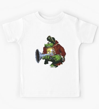 Captain K. Rool Kids Tee