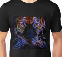 fairy neon tiger Unisex T-Shirt