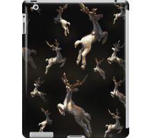 Flying Reindeer iPad Case/Skin