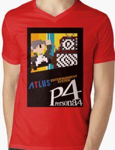 Super Persona 4 Mens V-Neck T-Shirt